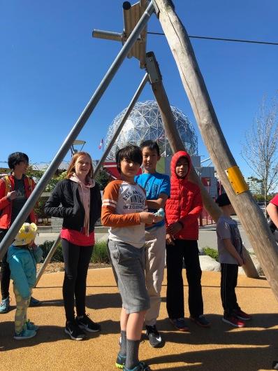Science World Playground